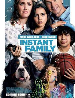 Семья по-быстрому / Instant Family (2018) HD 720 (RU, ENG)