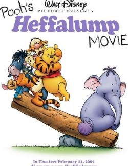Винни и Слонотоп / Pooh's Heffalump Movie (2005) HD 720 (RU, ENG)