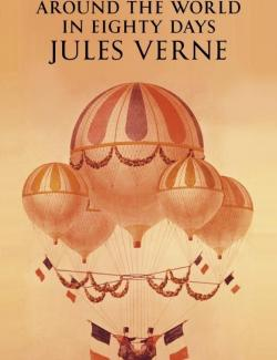 Round the world in 80 days / Вокруг света за 80 дней (by Jules Verne, 2013) - аудиокнига на английском