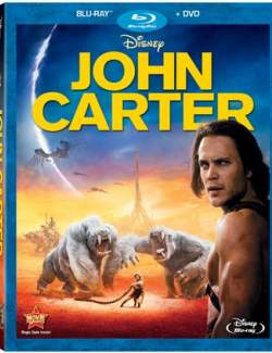 Джон Картер / John Carter (2012) HD 720 (RU, ENG)