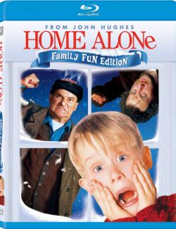 Один дома / Home Alone (1990) HD 720 (RU, ENG)