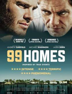 99 домов / 99 Homes (2014) HD 720 (RU, ENG)