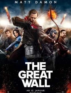 Великая стена / The Great Wall (2016) HD 720 (RU, ENG)