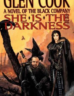 Тьма / She is the Darkness (Cook, 1997) – книга на английском