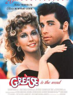 Бриолин / Grease (1978) HD 720 (RU, ENG)
