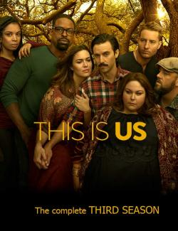 Это мы (сезон 3) / This Is Us (season 3) (2018) HD 720 (RU, ENG)