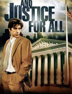 Правосудие для всех / ...And Justice for All (1979) HD 720 (RU, ENG)
