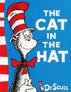 Кот в Шляпе / The Cat in the Hat (Seuss, 1957) – книга на английском