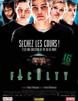 Факультет / The Faculty (1998) HD 720 (RU, ENG)