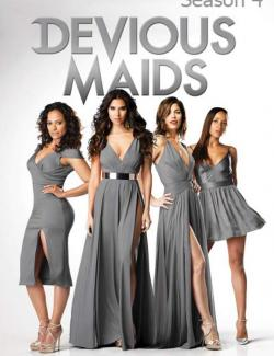 Коварные горничные (сезон 4) / Devious Maids (season 4) (2016) HD 720 (RU, ENG)