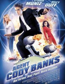 Агент Коди Бэнкс / Agent Cody Banks (2003) HD 720 (RU, ENG)
