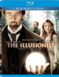 Иллюзионист / The Illusionist (2006) HD 720 (RU, ENG)