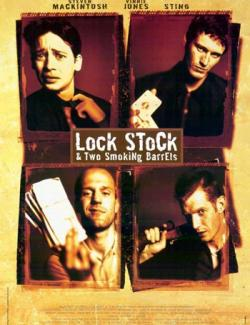 Карты, деньги, два ствола / Lock, Stock and Two Smoking Barrels (1998) HD 720 (ru, eng)