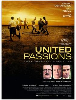 Лига мечты / United Passions (2014) HD 720 (RU, ENG)