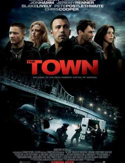 Город воров / The Town (2010) HD 720 (RU, ENG)