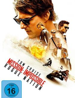 Миссия невыполнима: Племя изгоев / Mission: Impossible - Rogue Nation (2015) HD 720 (RU, ENG)