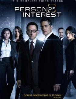 В поле зрения (сезон 3) / Person of Interest (season 3) (2013) HD 720 (RU, ENG)