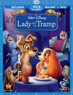 Леди и бродяга / Lady and the Tramp (1955) HD 720 (RU, ENG)