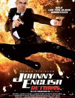 Агент Джонни Инглиш: Перезагрузка / Johnny English Reborn (2011) HD 720 (RU, ENG)