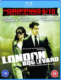 Телохранитель / London Boulevard (2010) HD 720 (RU, ENG)