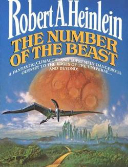 Число Зверя / The Number of the Beast (Heinlein, 1979) – книга на английском
