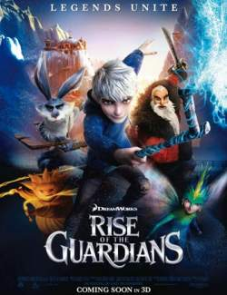 Хранители снов / Rise of the Guardians (2012) HD 720 (RU, ENG)