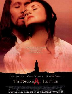 Алая буква / The Scarlet Letter (1995) HD 720 (RU, ENG)