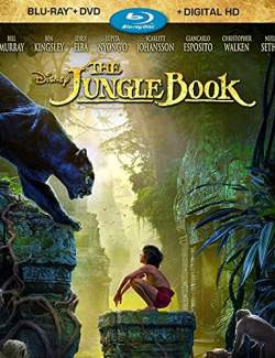Книга джунглей / The Jungle Book (2016) HD 720 (RU, ENG)