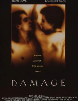 Ущерб / Damage (1992) HD 720 (RU, ENG)
