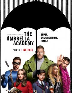 Академия «Амбрелла» (сезон 1) / The Umbrella Academy (season 1) (2019) HD 720 (RU, ENG)