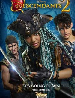 Наследники 2 / Descendants 2 (2017) HD 720 (RU, ENG)