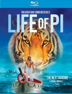 Жизнь Пи / Life of Pi (2012) HD 720 (ru, eng)
