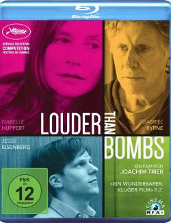 Громче, чем бомбы / Louder Than Bombs (2015) HD 720 (RU, ENG)