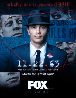 11.22.63 (сезон 1) / 11.22.63 (season 1) (2016) HD 720 (RU, ENG)