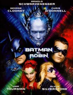 Бэтмен и Робин / Batman & Robin (1997) HD 720 (RU, ENG)