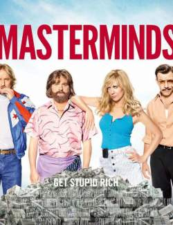 Зачинщики / Masterminds (2016) HD 720 (RU, ENG)