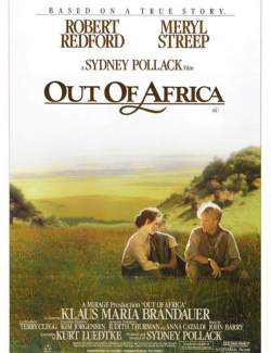 Из Африки / Out of Africa (1985) HD 720 (RU, ENG)