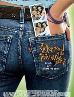 Джинсы – талисман / The Sisterhood of the Traveling Pants (2005) HD 720 (RU, ENG)