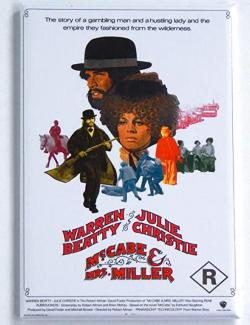 МакКейб и миссис Миллер / McCabe & Mrs. Miller (1971) HD 720 (RU, ENG)