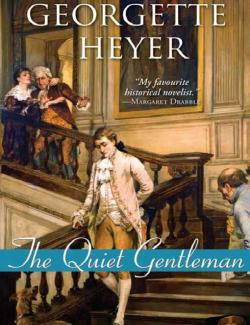 Зов сердец / The Quiet Gentleman (Heyer, 1951) – книга на английском