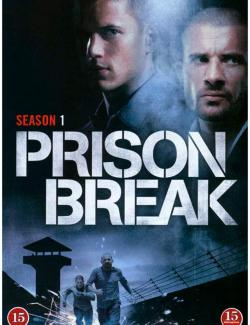 Побег (сезон 1) / Prison Break (season 1) (2005) HD 720 (RU, ENG)