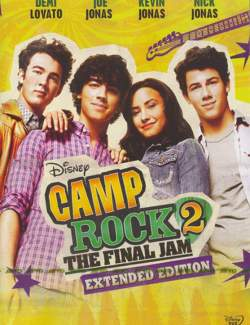 Camp Rock 2: Отчетный концерт / Camp Rock 2: The Final Jam (2010) HD 720 (RU, ENG)
