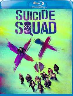 �������� ������ ����� ��������� / Suicide Squad (2016) HD 720 (RU, ENG)