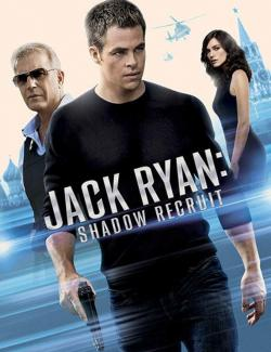 Джек Райан: Теория хаоса / Jack Ryan: Shadow Recruit (2013) HD 720 (RU, ENG)