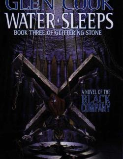 Воды спят / Water Sleeps (Cook, 1999) – книга на английском