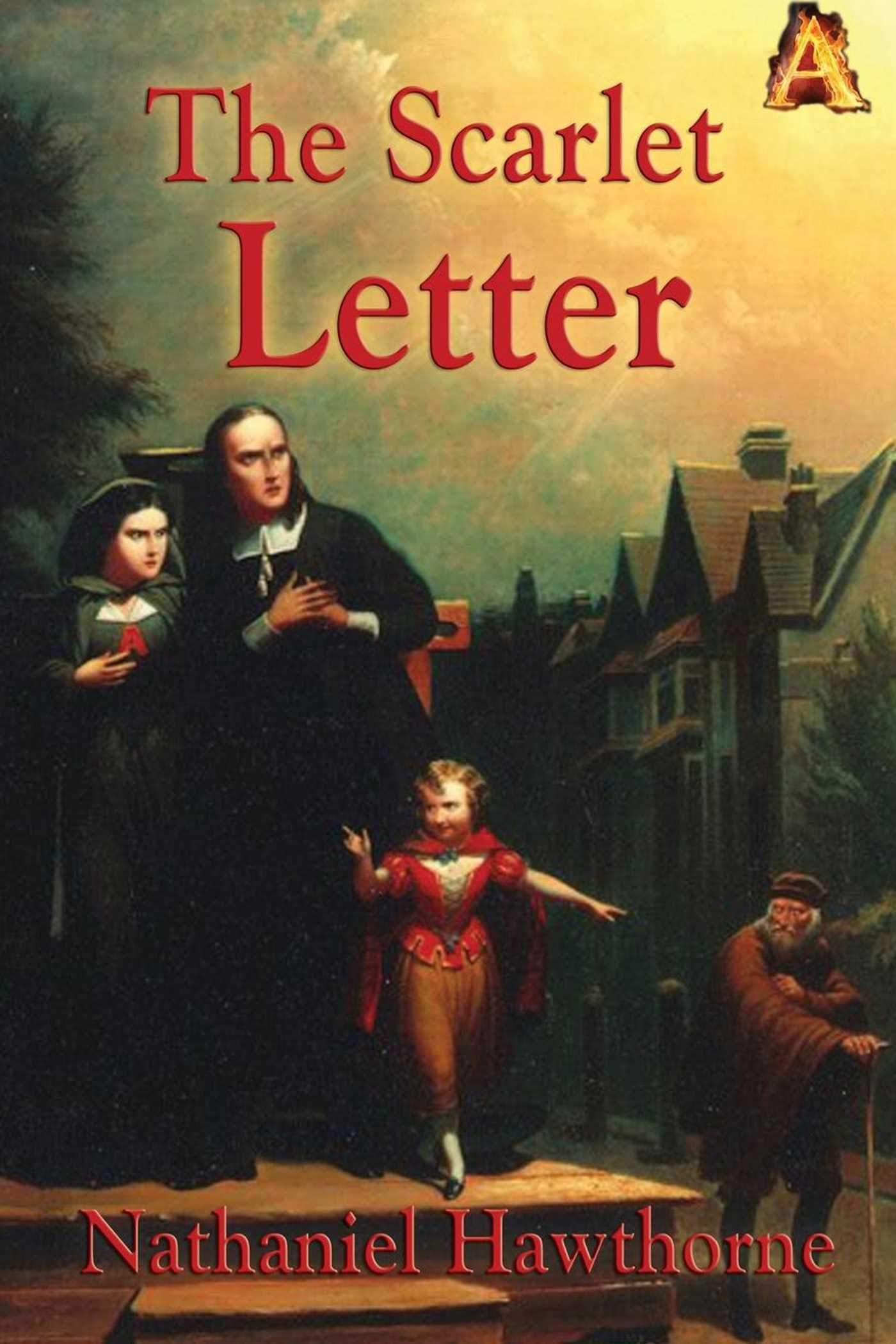 revenge in the scarlet letter by nathaniel hawthorne Complete summary of nathaniel hawthorne's the scarlet letter enotes plot summaries cover all the significant action of the scarlet letter.