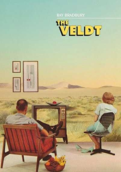 an analysis of the use of foreshadowing imagery and metaphor in the veldt a short story by ray bradb
