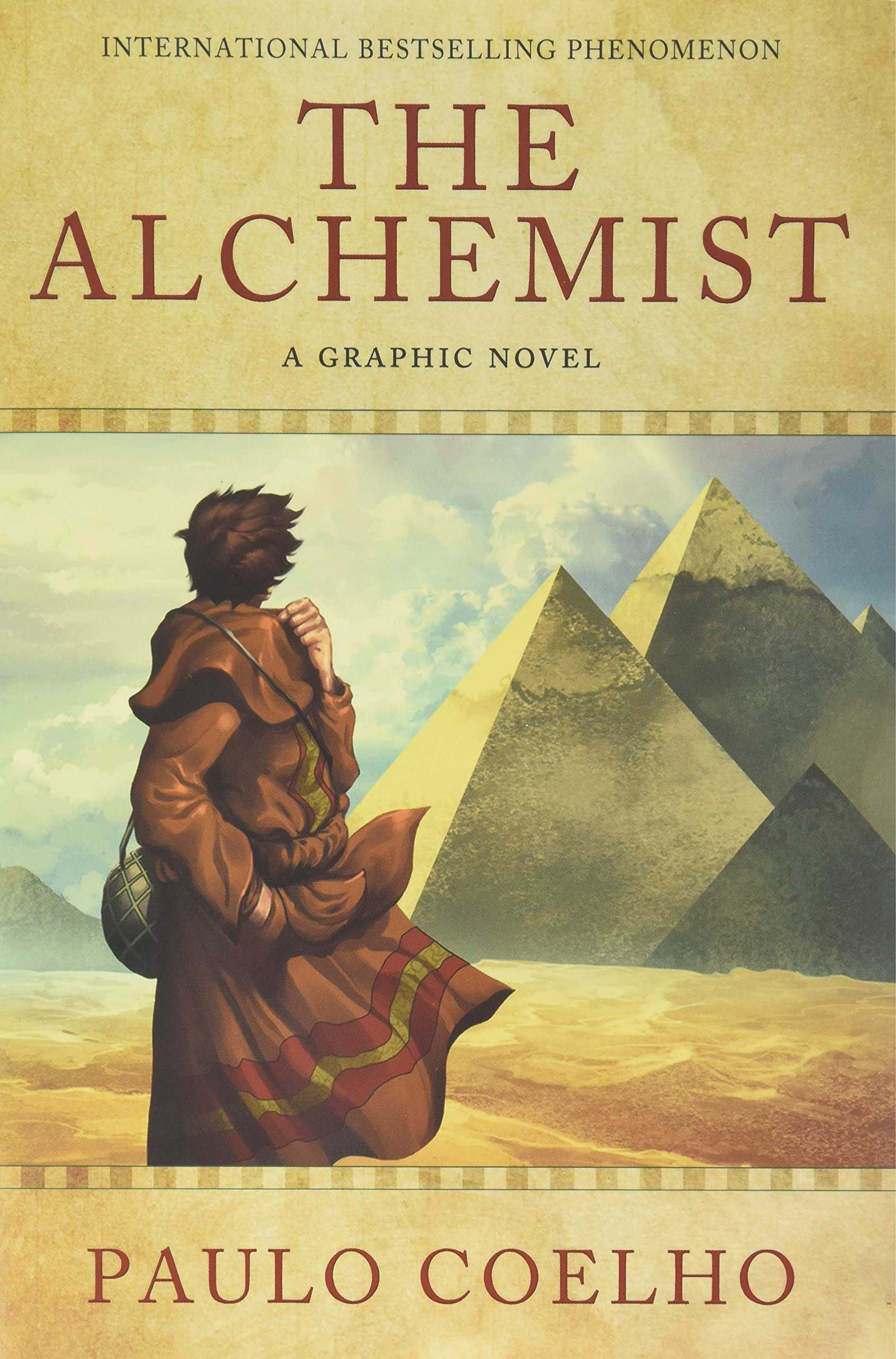a book analysis of the alchemist by paulo coelho How does the alchemist claim to know that santiago would be coming.
