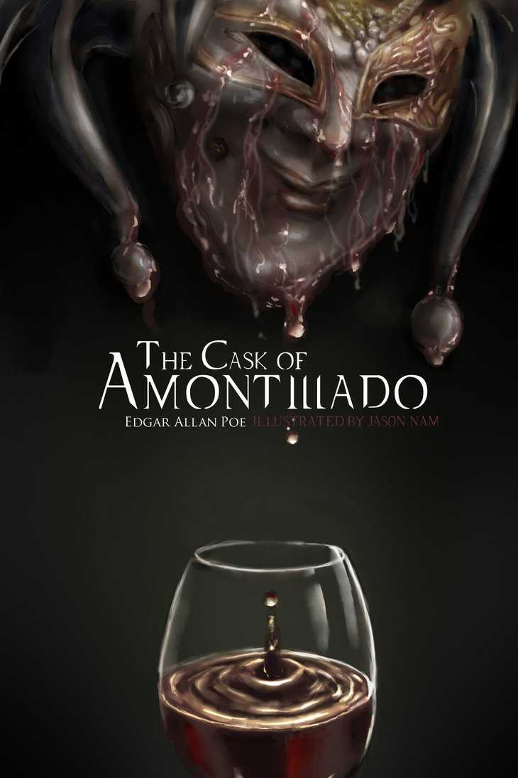 cask of amontillado foreshadowing essay View and download cask of amontillado essays examples also discover topics, titles, outlines, thesis statements, and conclusions for your cask of amontillado essay.
