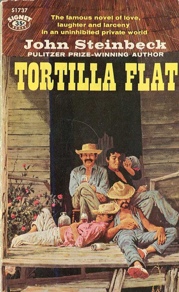 literary analysis of the novel tortilla flat by john steinbeck John steinbeck (1902-1968) was a prolific american author who won a pulitzer prize for the grapes of wrath in 1940 and a nobel prize in 1962 his most famous novel, the grapes of wrath, portrayed in accurate detail the struggles of the dust bowl migrants.